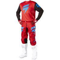 Shift - 2017 WHIT3 Ninety Seven комплект штаны и джерси, красные