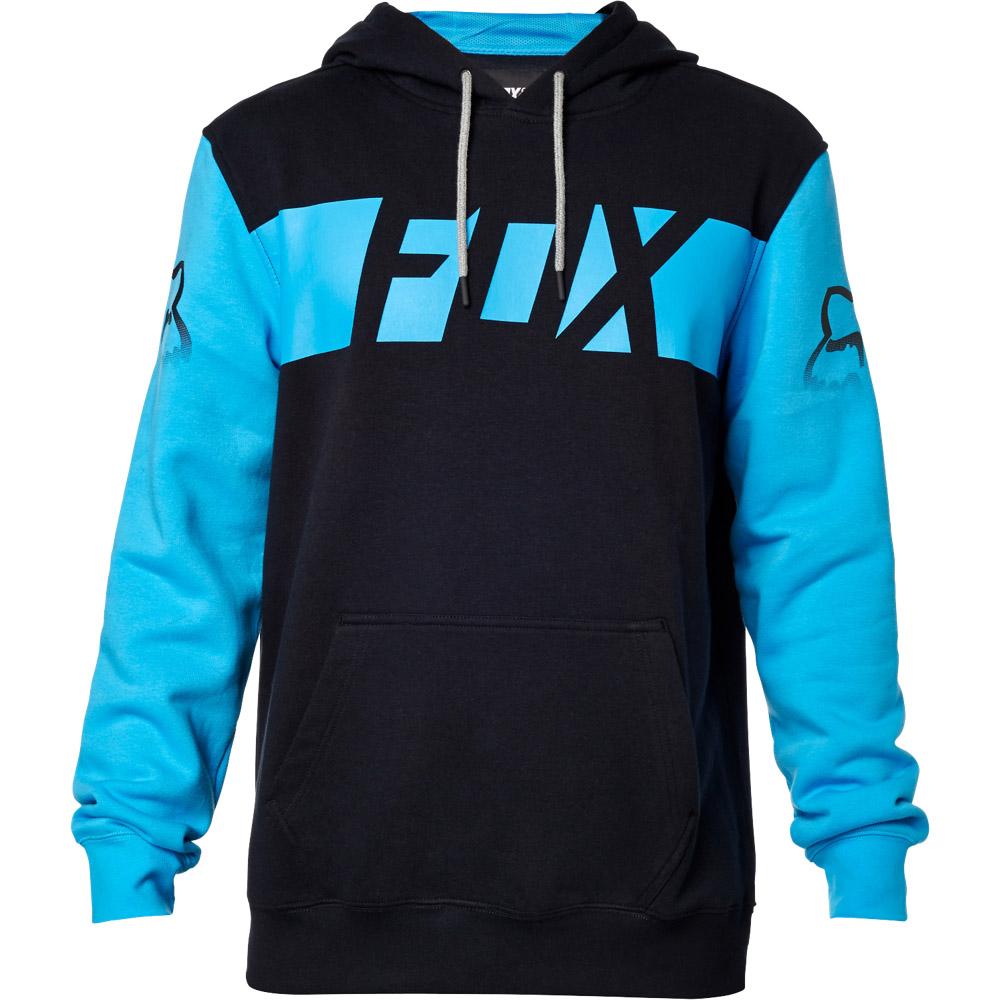 Fox - Libra толстовка-пуловер, черная