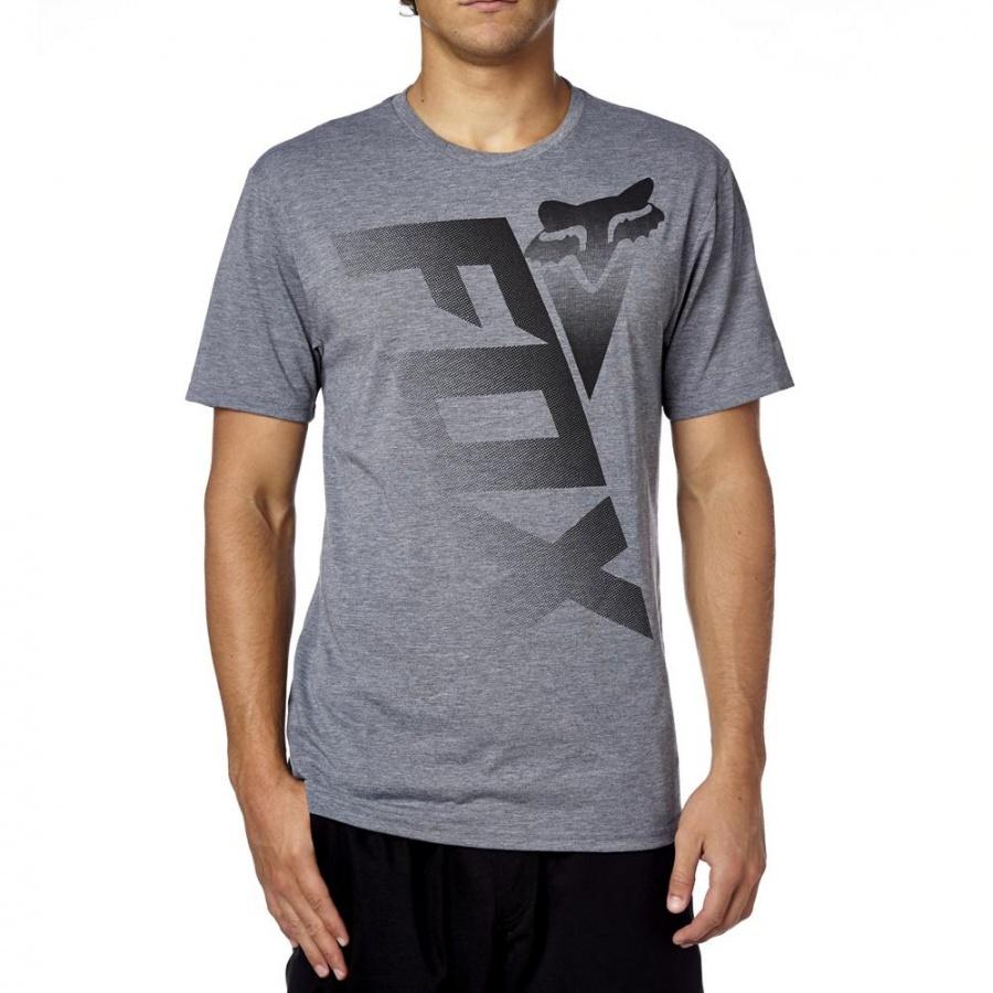 Fox - Shiv Tech футболка, серая