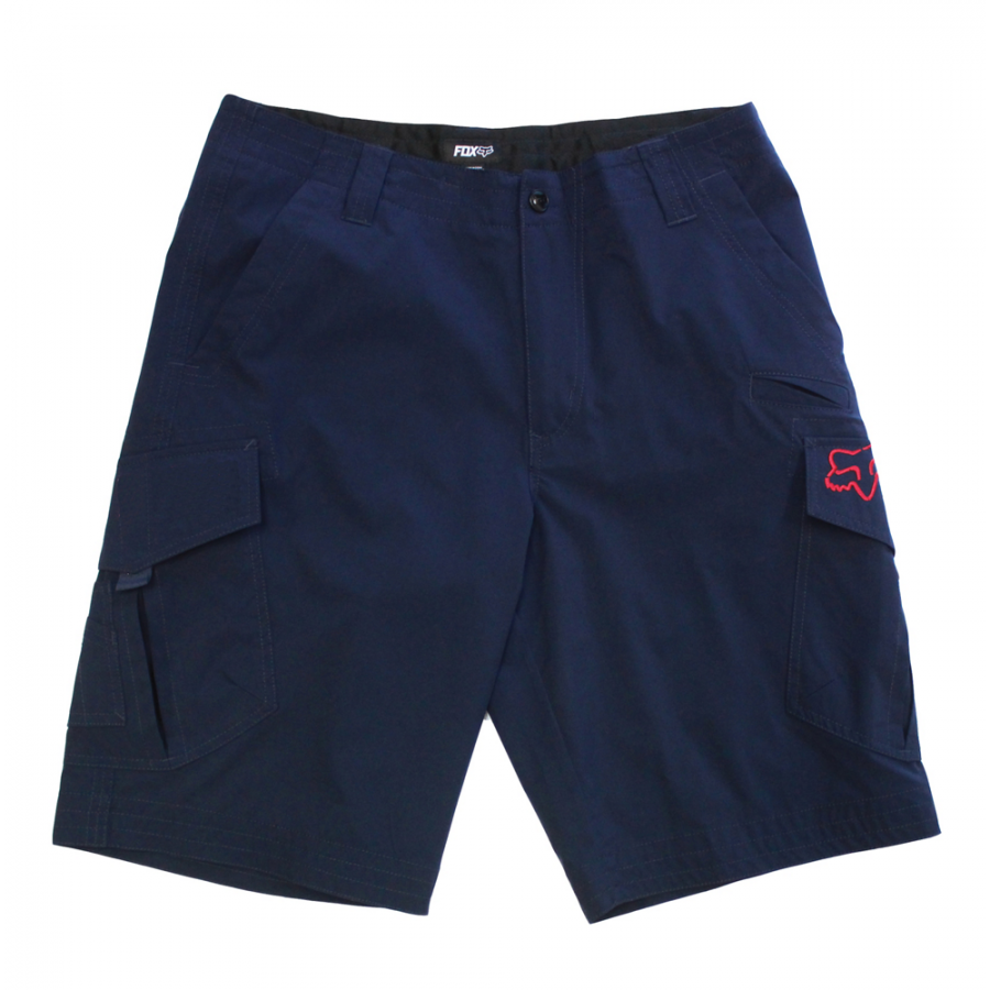 Fox - 2017 HRC Slambozo Short Navy шорты, синие