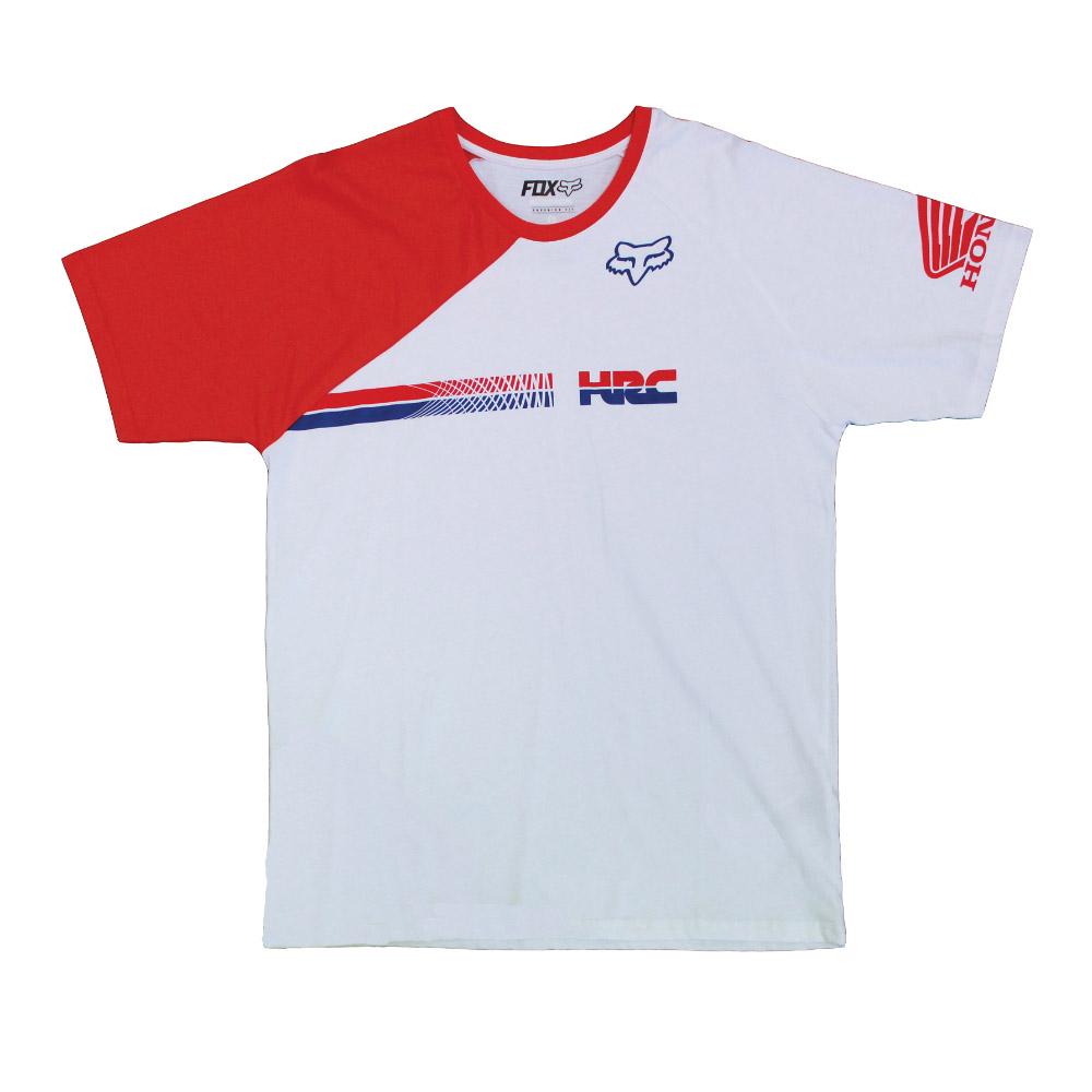 Fox - 2017 HRC Gariboldi футболка, белая