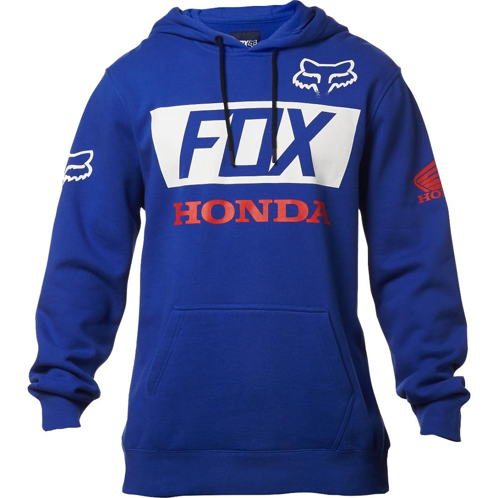 Fox - 2017 Honda Basic Pullover толстовка, синяя