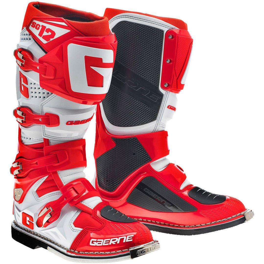 Gaerne - SG-12 мотоботы, красные