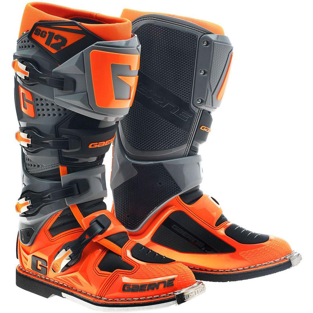 Gaerne - SG-12 мотоботы, оранжевые