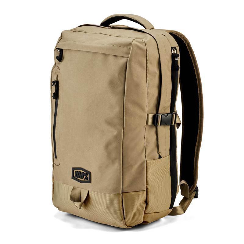 100% - 2017 Transit Backpack Desert Tan рюкзак, зеленый